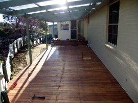 Deck Boards Done