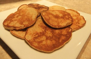 The No-Cook Cook - Banana Pancakes