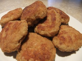 My Mother's Rissoles