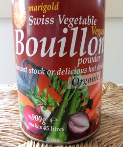 Winter Cook-Ups - Marigold Swiss Vegetable Organic Bouillon