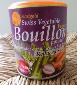 Winter Wook-Ups - Marigold Swiss Vegetable Salt Reduced Bouillon