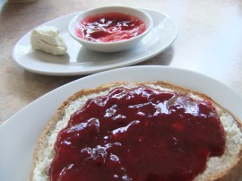Sunday Musings - Plum Jam