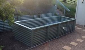 Veggie Garden Structure - cropped