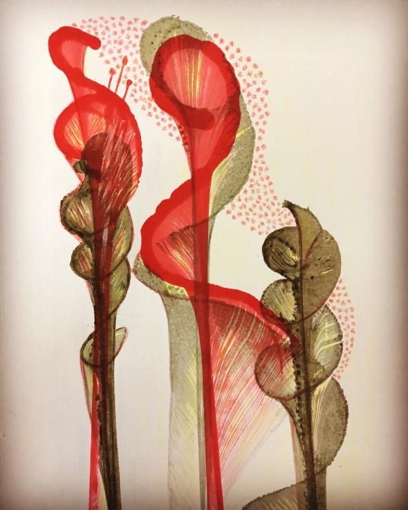 Tulips-Darker Enhanced